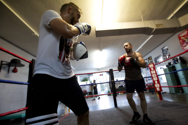 Private Boxing Classes in Kansas City