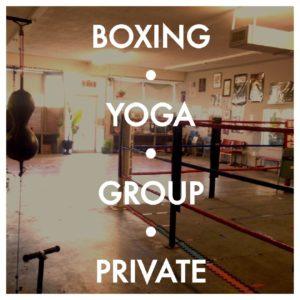 Boxing and Yoga at Sweet Z's Gym, Kansas City, KS 66106
